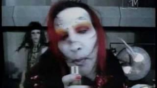 Marilyn Manson- Best Rock - MTV Europe Music Awards 99