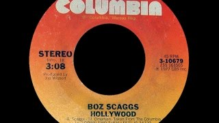 Boz Scaggs ~ Hollywood 1977 Disco Purrfection Version