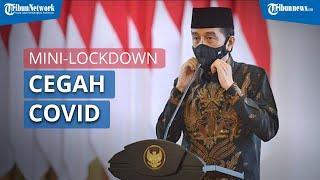 Mini-lockdown Dinilai Lebih Efektif Cegah Covid-19 di Desa hingga Kantor