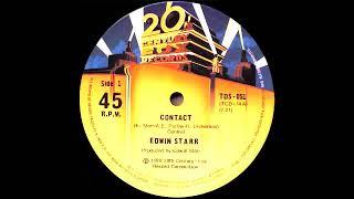 Edwin Starr   Contact 20th Century Fox Records 1978