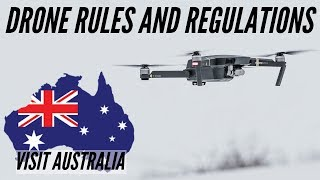 Quick Guide Drone Laws and Drone Registration in Australia