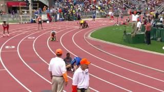 2016 Boys AA 4x200 relay
