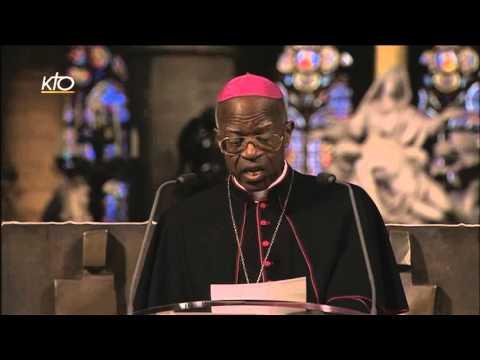 Conférence de conclusion par Mgr Barthélémy Adoukonou
