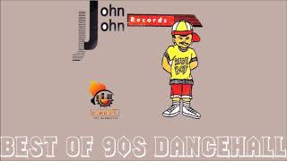 90s Dancehall Best of John John Productions Mix by Djeasy