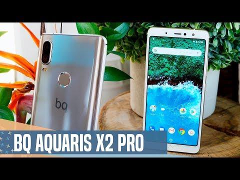 BQ Aquaris X2 Pro review, Android ONE para un smartphone TOTAL