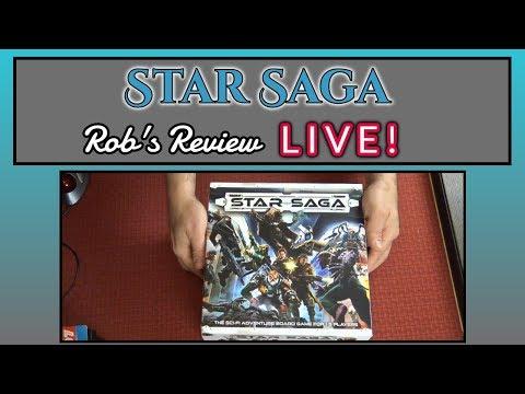 Rob's Live Look at Star Saga