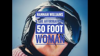 Infiniti Winter Sales Event Commercial Song - Hannah Williams & The Affirmations - 50 Foot Woman