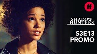 Shadowhunters   Season 3, Episode 13 Promo   Is Maia Alpha Material?
