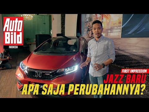 Honda Jazz RS 2017 | First Drive Review | Auto Bild Indonesia