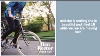 Paris Lyrics - Ben Rector