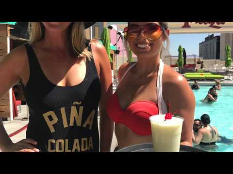 Best Pools in Vegas! Full Video Review of the Las Vegas Strip and Downtown Las Vegas. Pools in Vegas