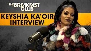 Keyshia Ka'oir Talks Gucci Mane, Staying With Him Through Prison & What Comes Next