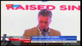 Lewa Marathon 2017 edition launched with over 1400 expected to participate
