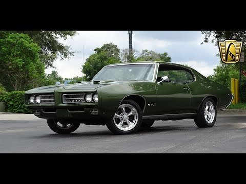 Video of Classic '69 Pontiac GTO located in Florida Offered by Gateway Classic Cars - Orlando - LGS5