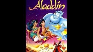 Digitized Opening To Aladdin (1994 UK VHS)
