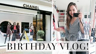 COME SHOPPING AT CHANEL WITH ME! BIRTHigh Quality Mp3AY CELEBRATIONS VLOG