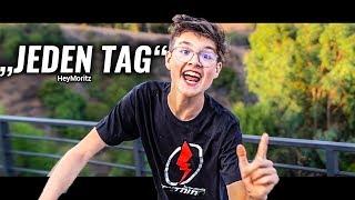 HeyMoritz   JEDEN TAG (Offizielles Musikvideo)