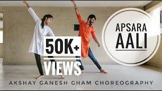 Apsara Aali | Dance Choreography | Marathi Song | Ajay-Atul | Anavi Khanna