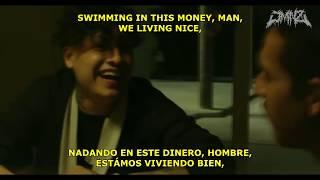 Alemán   Narco Jr Ft. Elijah King (Letra  Sub. Español)