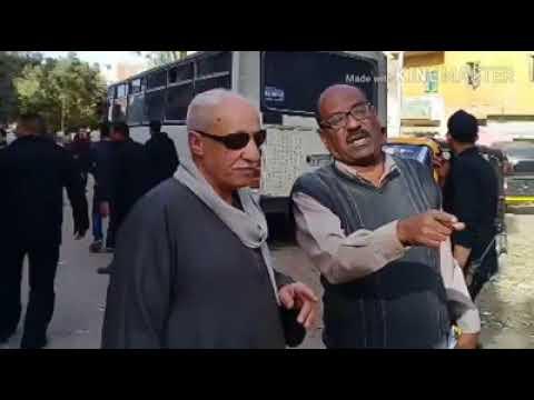 شاهد بالفيديو حمله مكبره لازاله تعديات الري بالعزيزيه