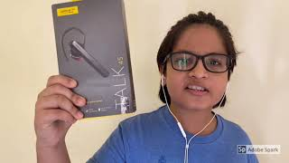 Jabra Talk 45 Unboxing and Review | Best Bluetooth Monopod | Anany Jain
