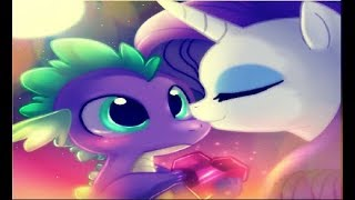 Request: Spike x Rarity Tribute - MLP