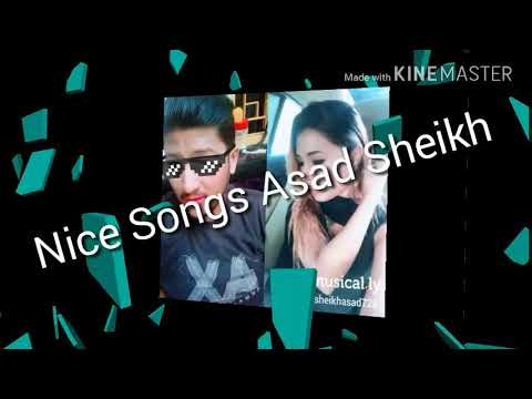 Asad Sheikh 😘😘😍 nice college songs