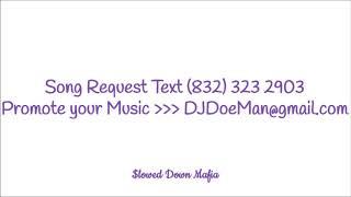 Major Nine Like You Love Me Slowed Down Mafia @djdoeman