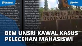 BEM Unsri Janji Kawal Dugaan Kasus Pelecehan Mahasiswi oleh Oknum Dosen Pembimbing Skripsi