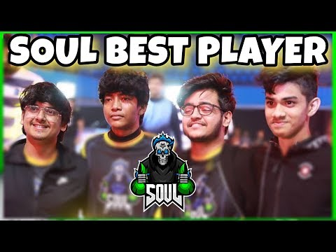 MORTAL IS TEAM SOUL BEST PLAYER AND WHY! | PUBG MOBILE