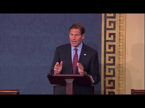 Newsroom United States Senator Richard Blumenthal