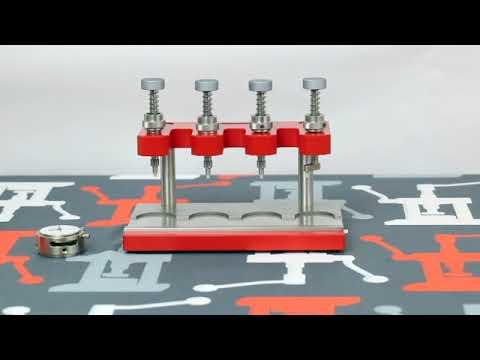 Horotec Hand Press 05.050