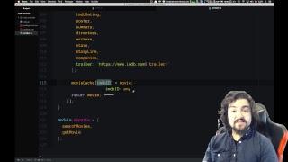 Build A Web Scraper With Node.js And Cheerio   IMDB Movie Search