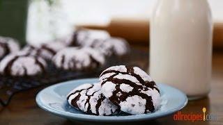 How to Make Chocolate Crinkles   Cookie Recipes   Allrecipes.com