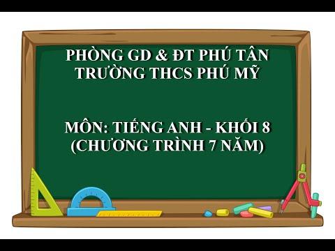TIẾNG ANH 8 (7 năm) - Unit 11: Traveling around Viet Nam read