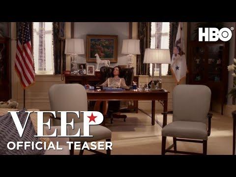 """Video trailer för Veep Season 1: """"A Different Spin"""" Tease"""