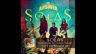THE ANSWER   Solas (Official Audio) | Napalm Records