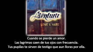 Aventura - La Película (lyric - letra)