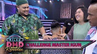 Challenge dari Master Igun Membuat Hair Stylist Jadi Salah Potong - Kilau DMD (15/5)
