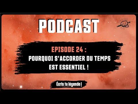 Podcast - L'importance de se ressourcer !