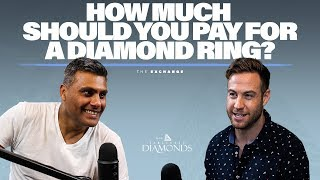 How Much Should You Pay for a Diamond Ring? (with Vancouver Diamonds) // Clips from The Exchange