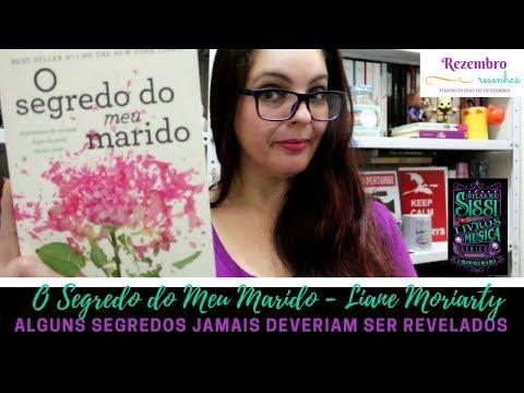 Rezembro #06 - O Segredo do Meu Marido -  Editora Intrínseca  | Dicas da Sissi