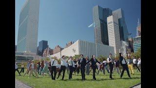 BTS (방탄소년단) 'Permission to Dance' @ UNGA   SDG Moment 2021 (Extended ver.)