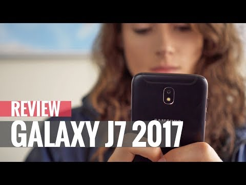 Samsung Galaxy J7 2017 review