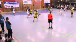 preview picture of video '3.Liga: Das schönste Tor gegen den HBW!'