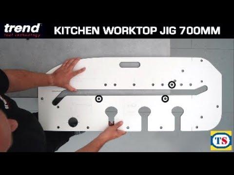 Trend Kitchen Worktop Jig