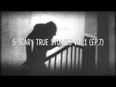 Terrifying Tuesdays: 5 Scary TRUE Stories – The Silhouettes