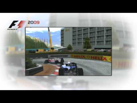 F1 / Formula One 2009 + Lenkrad
