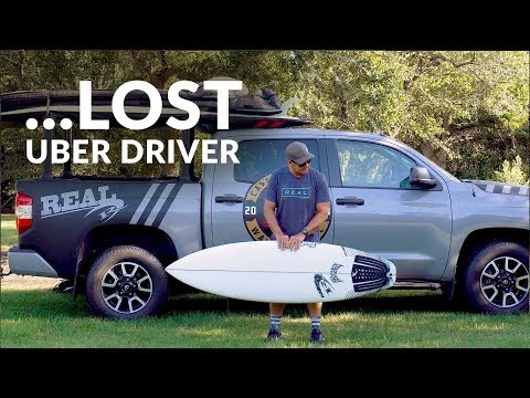 Lost Uber Driver Surfboard Review