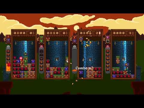 Treasure Stack 4-Player Versus Gameplay thumbnail